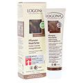 LOGONA Pflanzen-Haarfarbe Color Creme Nougat-Braun 150 Milliliter