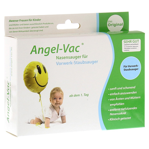 ANGEL VAC f�r Vorwerk Nasensauger Staubsauger 1 St�ck
