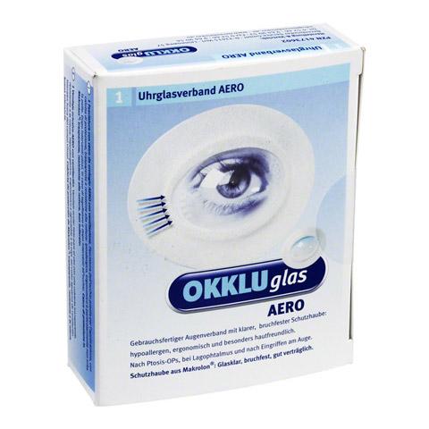 OKKLUGLAS Aero Uhrglasverband 1 Stück