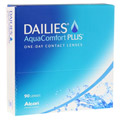 Dailies Aqua Comfort Plus, 90er 90 Stück