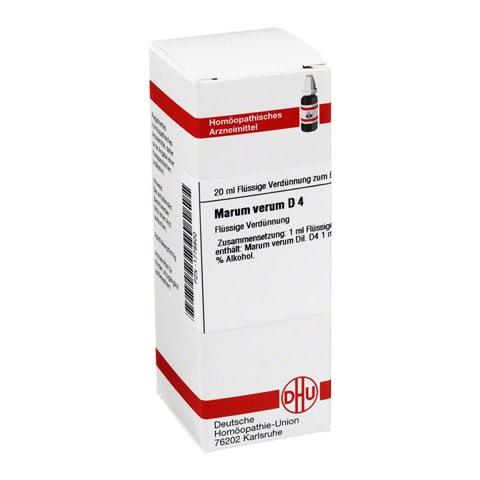 MARUM verum D 4 Dilution 20 Milliliter N1