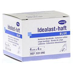 IDEALAST-haft color Binde 4 cmx4 m blau 1 St�ck