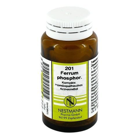 FERRUM PHOSPHORICUM KOMPLEX Nr.201 Tabletten 120 Stück N1