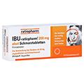 IBU-ratiopharm 200 akut Schmerztabletten 10 St�ck N1