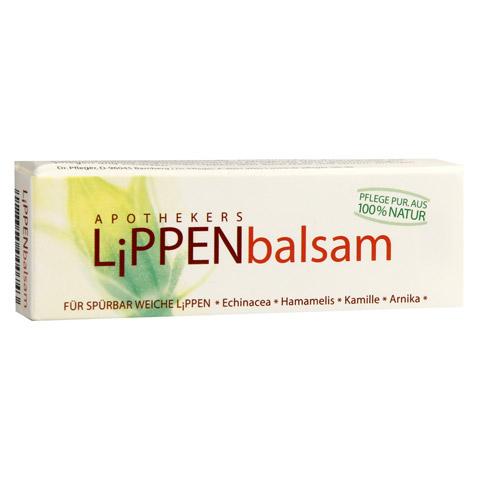 APOTHEKERS Lippenbalsam Tube 8 Milliliter