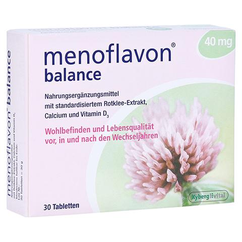 MENOFLAVON Balance Tabletten 30 Stück