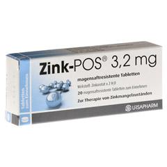 Zink-POS 3,2mg 20 St�ck N1