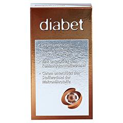 ORTHOEXPERT diabet Tabletten 60 St�ck - R�ckseite