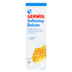 GEHWOL Softening-Balsam 125 Milliliter - Vorderseite