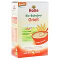 HOLLE Bio Babybrei Grie�