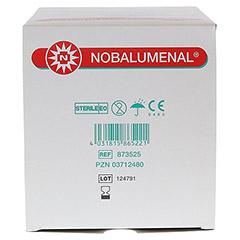 NOBALUMENAL Augenkompr.54x70 mm steril 25 Stück - Unterseite