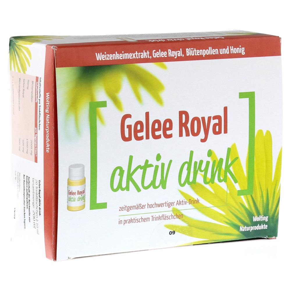 gelee royal aktiv drink 20x10 milliliter online bestellen medpex versandapotheke. Black Bedroom Furniture Sets. Home Design Ideas