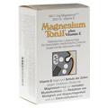 MAGNESIUM TONIL plus Vitamin E Kapseln 100 St�ck