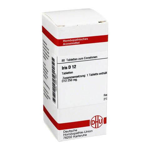 IRIS D 12 Tabletten 80 St�ck N1