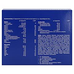 ORTHOMOL Natal 30 Btl.Granulat/Kaps. Kombipackung 1 Stück - Rückseite