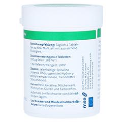 SELEN MSE 50 µg Tabletten 120 Stück - Linke Seite