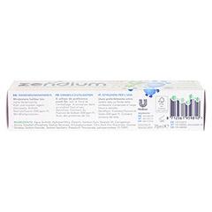 Zendium Kids 1-6 Zahnpasta 75 Milliliter - Unterseite