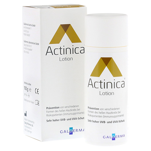 ACTINICA Lotion 100 Gramm