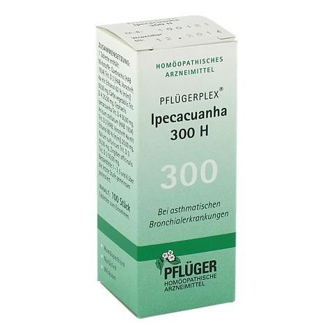 PFLÜGERPLEX Ipecacuana 300 H Tabletten 100 Stück N1