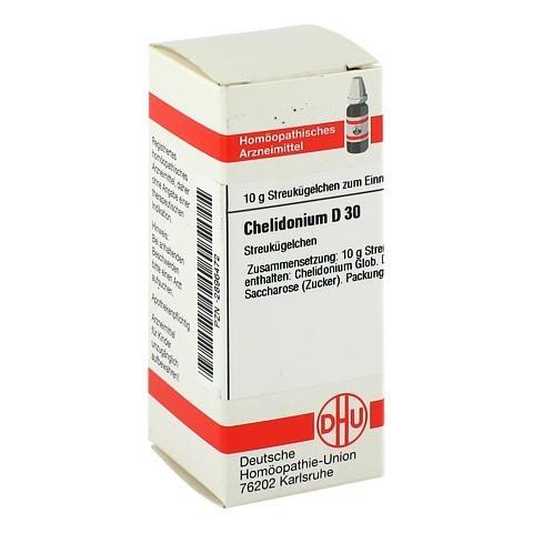 CHELIDONIUM D 30 Globuli 10 Gramm N1