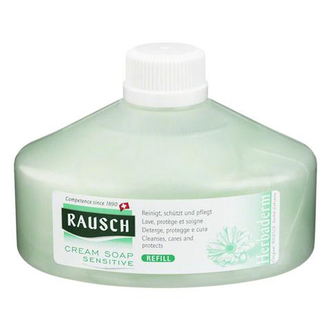 RAUSCH Cream Soap Sensitive Refill 250 Milliliter
