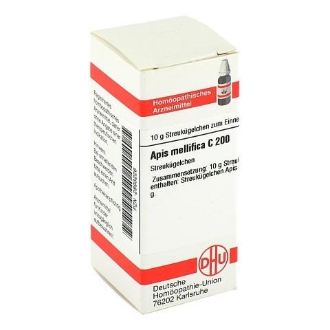 APIS MELLIFICA C 200 Globuli 10 Gramm N1