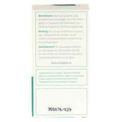 AHC sensitive Antitranspirant flüssig 30 Milliliter - Rückseite