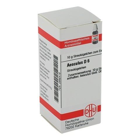 AESCULUS D 6 Globuli 10 Gramm N1