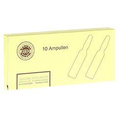 RELIVORA Komplex Ampullen 10x2 Milliliter N1