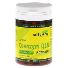 COENZYM Q10 Kapseln a 30 mg 45 Stück