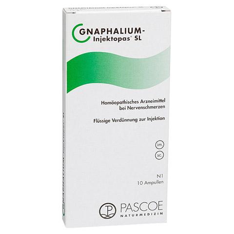 GNAPHALIUM INJEKTOPAS SL Ampullen 10x2 Milliliter N1