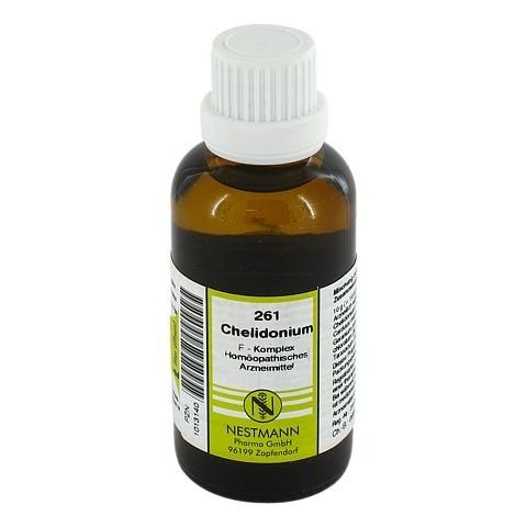 CHELIDONIUM F Komplex 261 Dilution 50 Milliliter N1