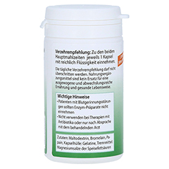 PAPAYA Ananas Enzym Kapseln 60 Stück - Rechte Seite