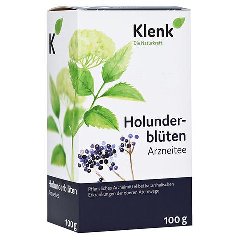 Holunderblüten Tee 100 Gramm