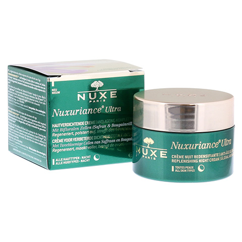 NUXE Nuxuriance Ultra Nachtcreme 50 Milliliter