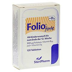 FOLIO forte+D3 Filmtabletten 120 St�ck
