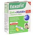 TAXOFIT Zink+Histidin Direkt-Granulat 20 Stück