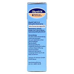 Olynth 0,05% N ohne Konservierungsmittel 10 Milliliter N1 - Linke Seite