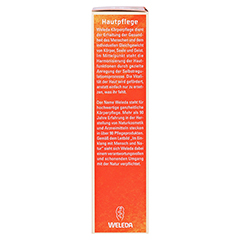 WELEDA Sanddorn Handcreme 50 Milliliter - Rechte Seite