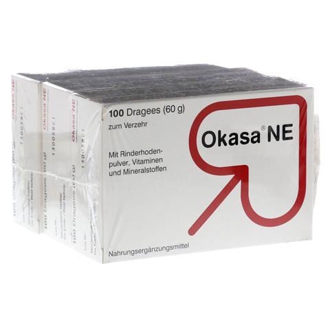 OKASA NE Dragees 300 Stück