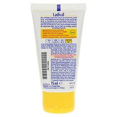 LADIVAL trockene Haut Creme f.d.Gesicht LSF 50+ 75 Milliliter - R�ckseite