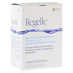 REGELLE feuchtigkeitsspend.Vaginalgel Einw.-Appl. 12x6.5 Gramm