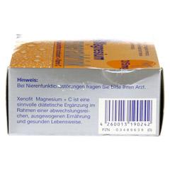 XENOFIT Magnesium+Vitamin C Btl. 20x4 Gramm - Oberseite