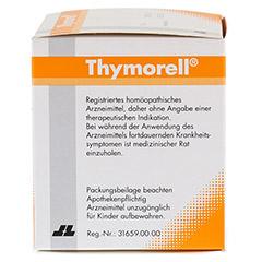 THYMORELL Injektionsl�sung in Ampullen 25x2 Milliliter N3 - Rechte Seite