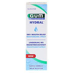 GUM HYDRAL Feuchtigkeitsspray 50 Milliliter - Vorderseite