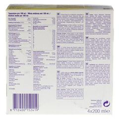 FORTIMEL Energy Vanillegeschmack 8x4x200 Milliliter - Unterseite