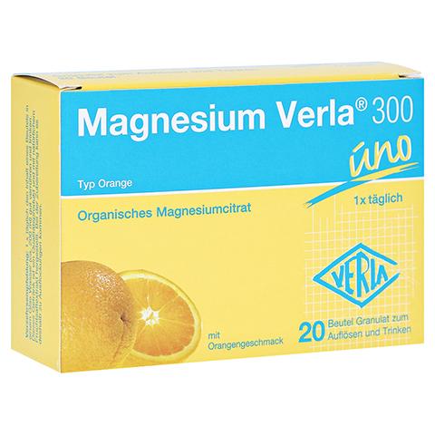 MAGNESIUM VERLA 300 Orange Granulat 20 Stück