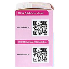 Opticlude 3M Comfort Disney Pflaster Girls maxi 100 St�ck - Linke Seite
