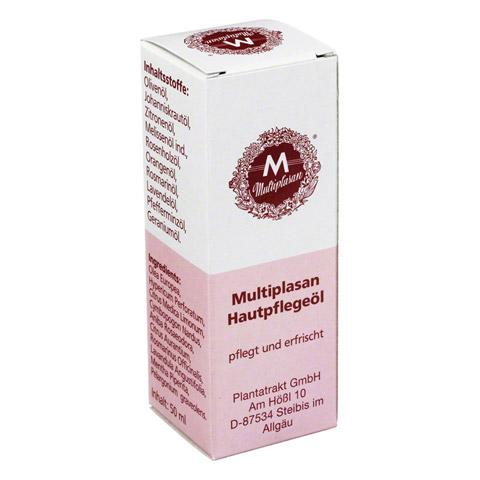 MULTIPLASAN Hautpflege�l 50 Milliliter