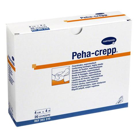 PEHA CREPP Fixierbinde 4 cmx4 m 20 St�ck